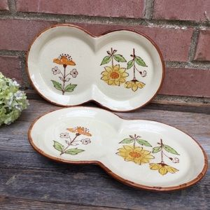 European by Sango Relish Appetizer Plate Set